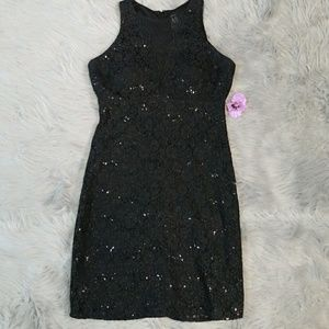 Nightway Sexy Lace Cocktail Dress